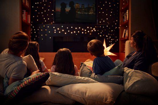 Ocho películas para ver en familia estas navidades