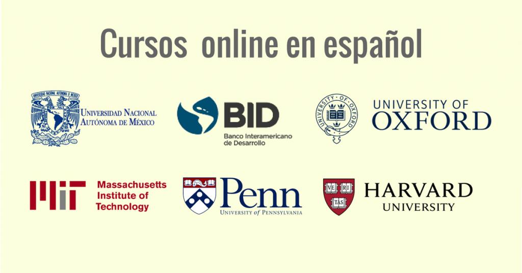 Nuevos cursos online gratuitos y en español