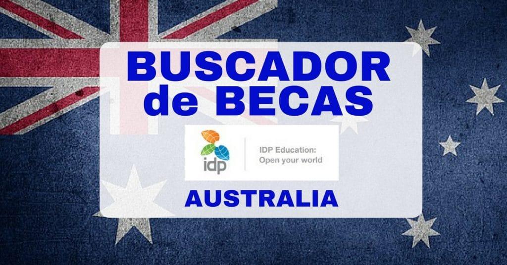 Buscador para encontrar Becas en Australia