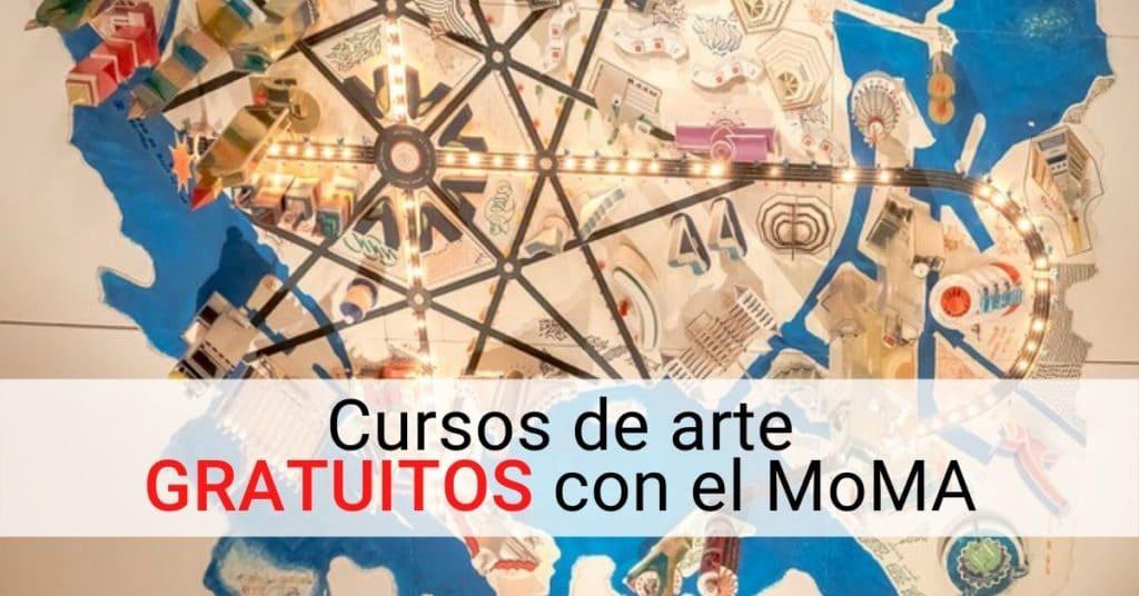 Cursos online con el Museo de Arte Moderno de Nueva York