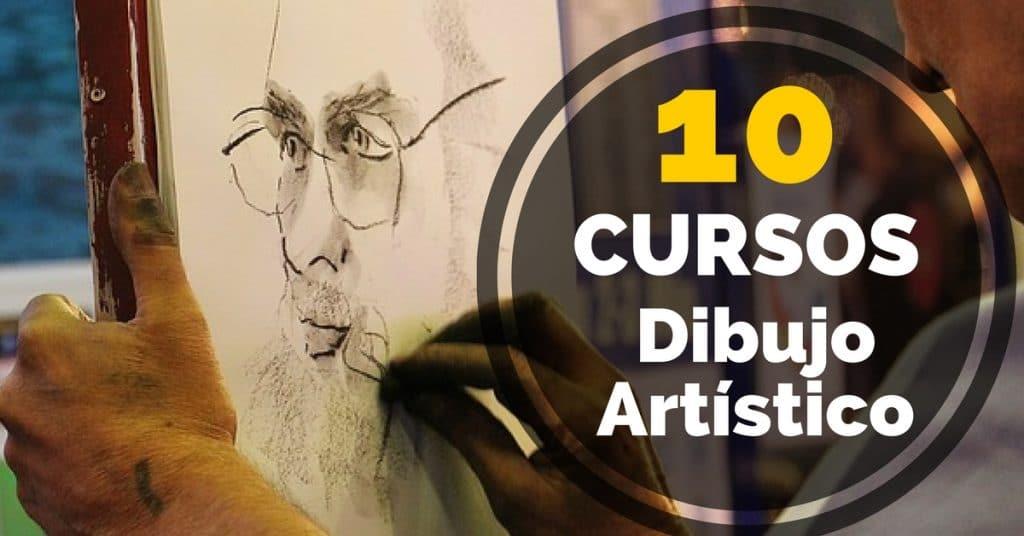10 cursos online y gratuitos sobre dibujo artístico
