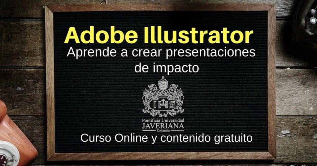Adobe Illustrator: Curso online y gratuito.