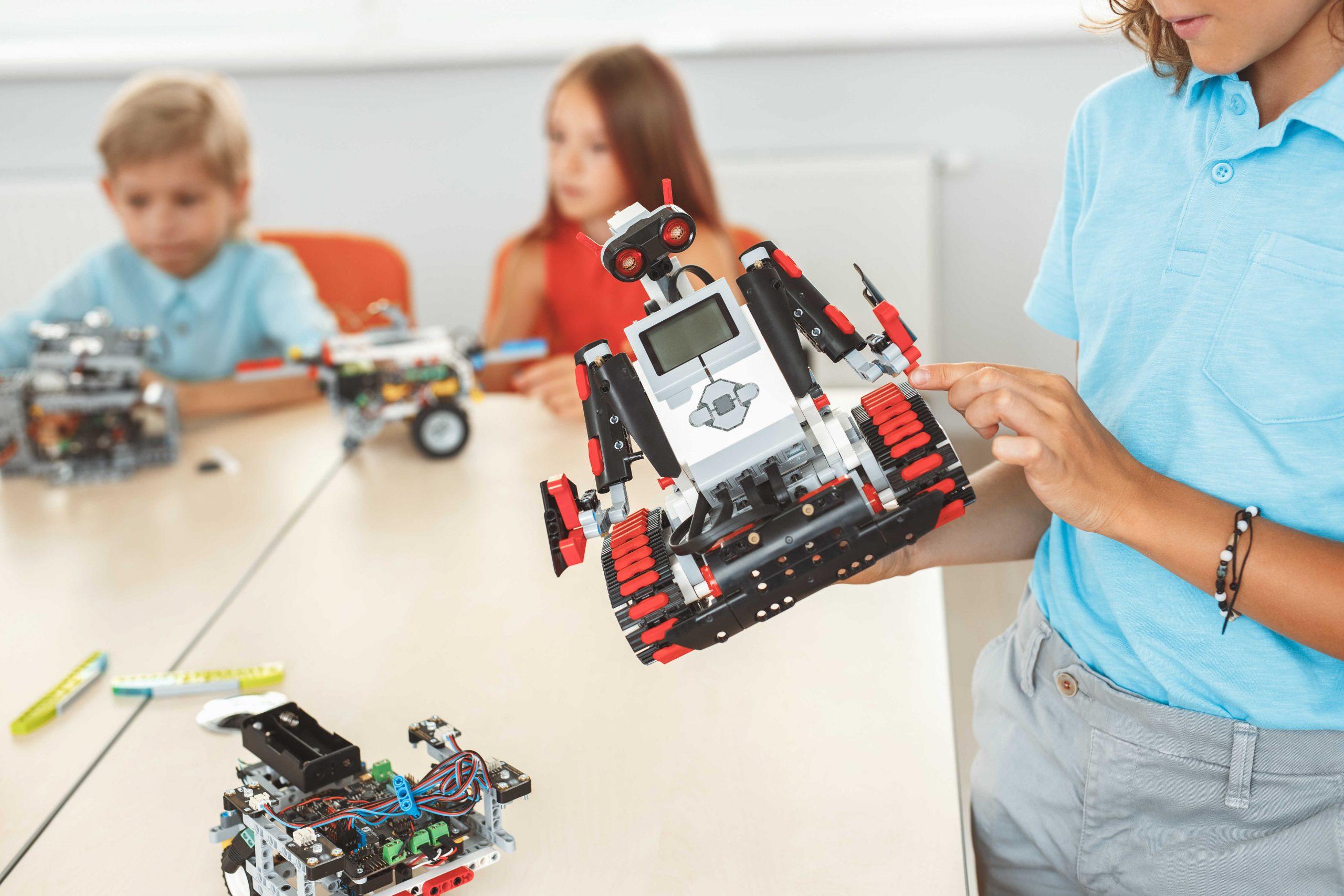 Cómo y por qué introducir la robótica educativa en el aula