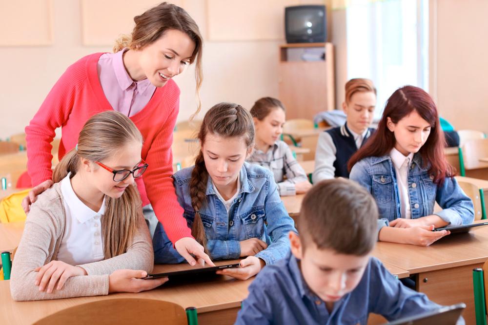 El uso de entornos digitales de aprendizaje en el centro educativo ADN ha facilitado la adaptación de docentes y alumnados a la clases a distancia.