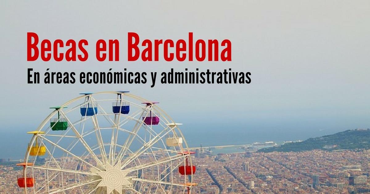 Becas en Barcelona para maestría en economía – GSE