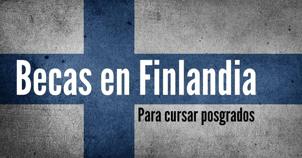Becas para investigación y doctorado en Finlandia
