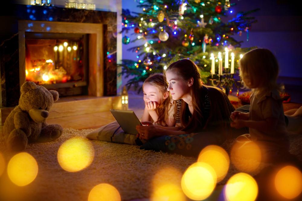 Ocho películas para disfrutar estas navidades