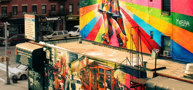 Breve historia del arte callejero